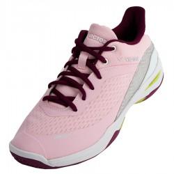 【VICTOR】A900F-IA粉紅白 ❤女神款❤女生專屬羽球鞋