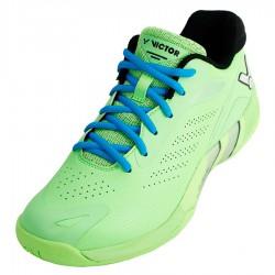 【VICTOR】P9500-G螢光綠 頂尖羽球選手羽球鞋