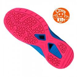 【VICTOR】P9500JR-F電光藍 兒童羽球鞋
