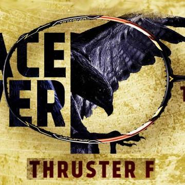 【VICTOR】突擊TK-F隼黑金版 平衡點與揮重更輕巧打感再進化羽球拍