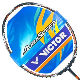 【VICTOR】神速ARS-100X 剛柔兼併一出即勝攻擊羽球拍