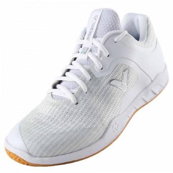 【VICTOR】VG1-A白 全球首雙內置中底羽球鞋