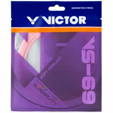 【VICTOR】VS-69 玩色不單調耐用羽拍線(0.69mm)