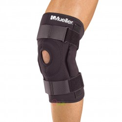 【Mueller】慕樂MUA2333穿戴型膝關節樞紐式護具(三軸心)
