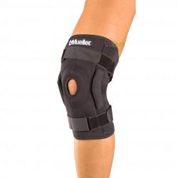 【Mueller】慕樂MUA3333包覆型膝關節樞紐式護具(三軸心)