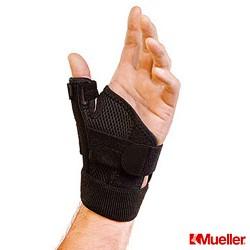 【Mueller】慕樂MUA42717加強型大拇指護具(黑色)
