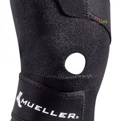 【Mueller】慕樂MUA53457輕薄舒適可調式膝關節護具